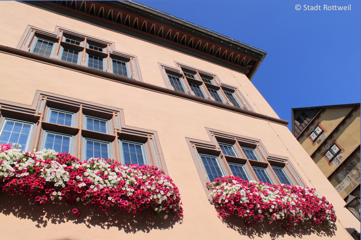 Altes Rathaus in Rottweil